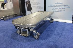 Mobile Wet Dental Table