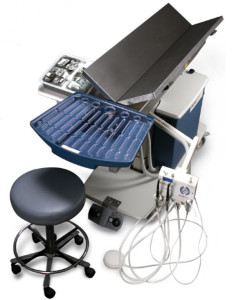 Theramax TM Mobile Surgical/Dental Wet Station